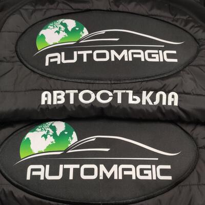 бродерия на лого